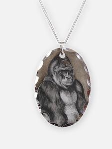 Kumba gorilla Necklace