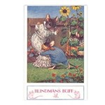 Blindman's Buff Postcards (Package of 8)