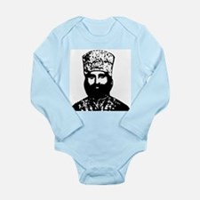 H.I.M. 16 Long Sleeve Infant Bodysuit