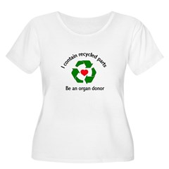 T-Shirt recycled part