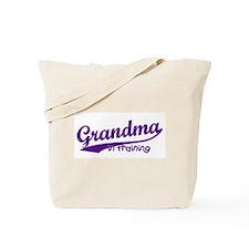 Grandma in Training Tote Bag