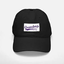 Grandma in Training Baseball Hat
