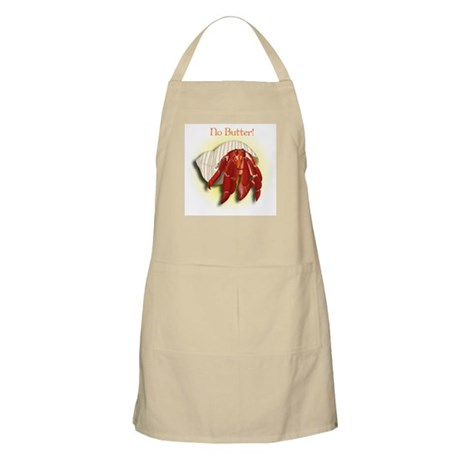 No Butter! BBQ Apron