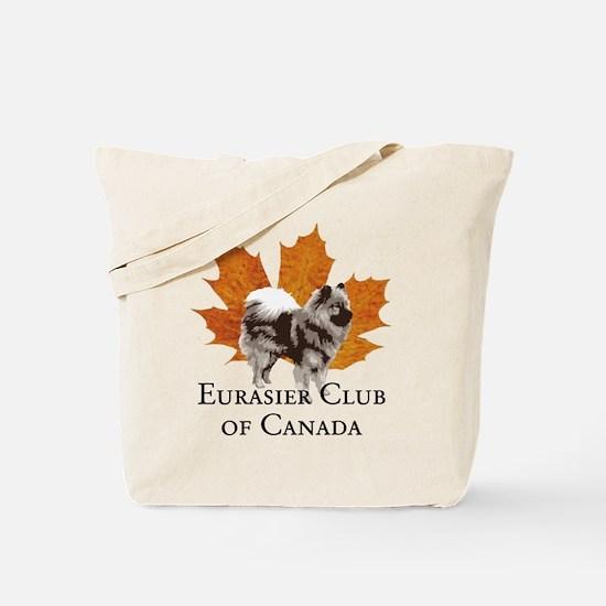 Eurasier Club of Canada (ECC) Tote Bag
