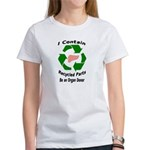 Women's T-Shirt I contain recycled parts - liver