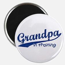 Grandpa in Training Magnet