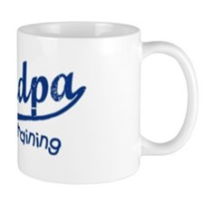 Grandpa in Training Mug