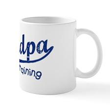 Grandpa in Training Small Mugs