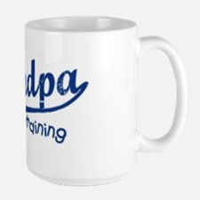 Grandpa in Training Ceramic Mugs