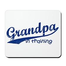 Grandpa in Training Mousepad