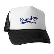 Grandpa in Training Trucker Hat