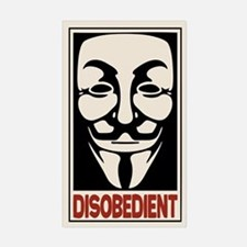 Disobedient Sticker (Rectangle)