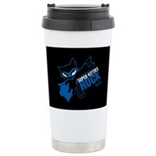 Super Kitties Rock Travel Mug