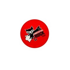 Super Kitties Rock Mini Button