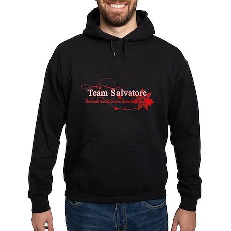 Team Salvatore Hoodie (dark)