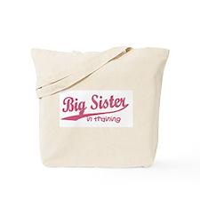 Big Sister in Training Tote Bag