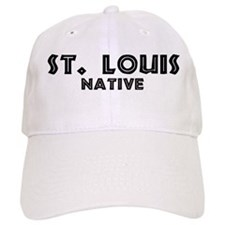 St. Louis Native Baseball Cap