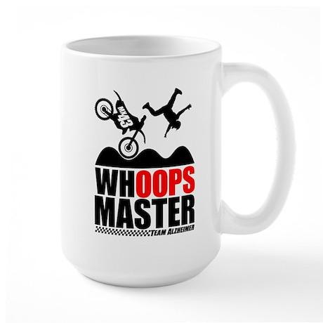 Whoops Master Large Mug