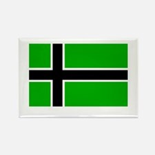 Vinnland Rectangle Magnet