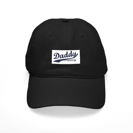 Daddy in Training Black Cap
