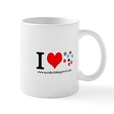 I (heart) Dice Mug