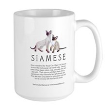 Mug- Siamese Breed Info 2