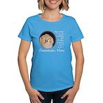 Pom Mom Women's Dark T-Shirt