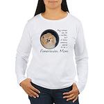 Pom Mom Women's Long Sleeve T-Shirt