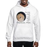 Pom Mom Hooded Sweatshirt