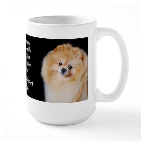 Pom Mom Large Mug