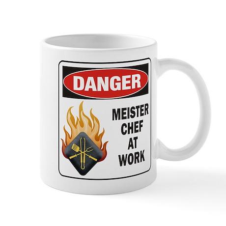 Meister Chef Mug