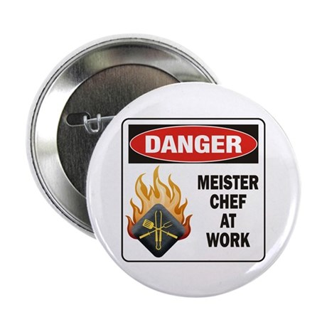 """Meister Chef 2.25"""" Button (100 pack)"""