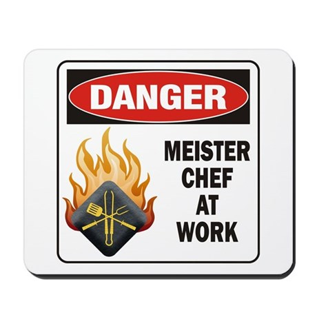 Meister Chef Mousepad