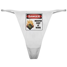 Meister Chef Classic Thong