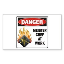 Meister Chef Decal