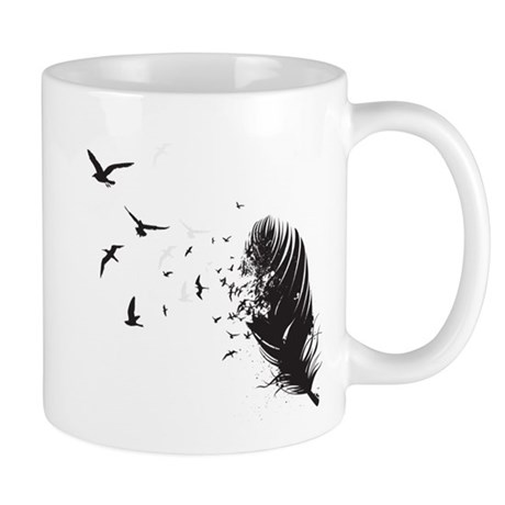 Birds Fly Away Mug