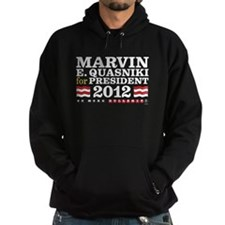 Marvin for President Hoodie