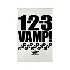 1-2-3 VAMP! Rectangle Magnet