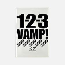 1-2-3 VAMP! Rectangle Magnet