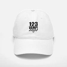1-2-3 VAMP! Baseball Baseball Cap