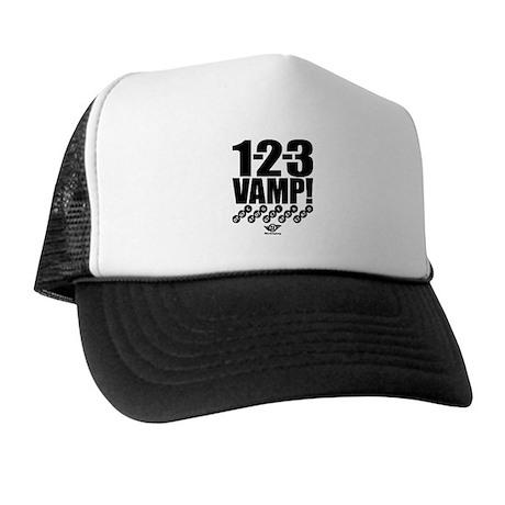 1-2-3 VAMP! Trucker Hat