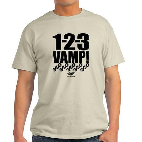 1-2-3 VAMP! Light T-Shirt