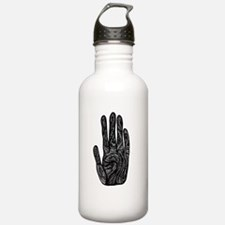 African Style Hand Water Bottle