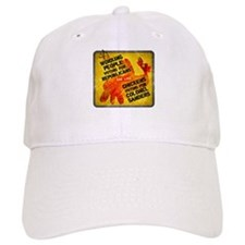 Chickens Voting for Col. Sand Baseball Cap