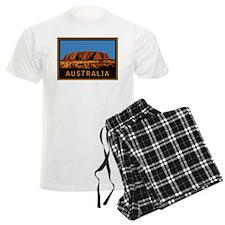 Australia Uluru Pajamas