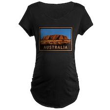 Australia Uluru T-Shirt