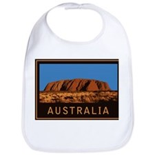 Australia Uluru Bib