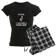 Thumb War Pajamas