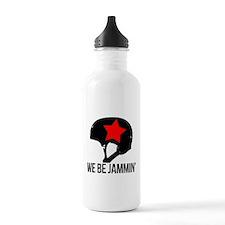 Cute Roller derby Water Bottle