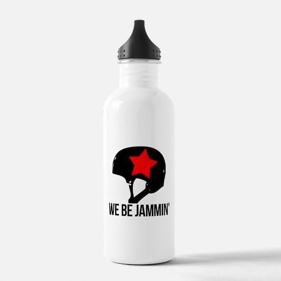 Funny Roller derby Water Bottle